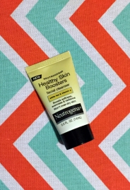 Travel Size Neutrogena Healthy Skin Boosters Facial Cleanser,