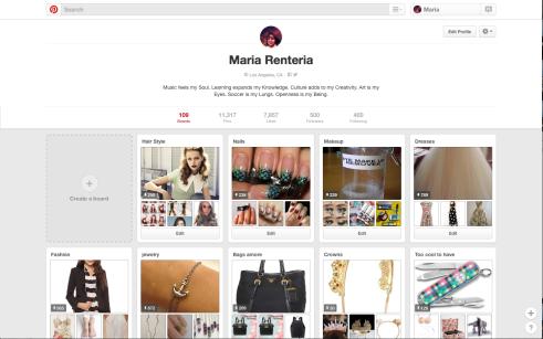 500 Followers on Pinterest