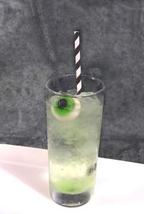 Crrepy Glowing Drink